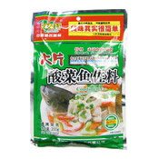 Condiment For Big Pieces Chinese Sauerkraut Fish (味聚特酸菜魚佐料)