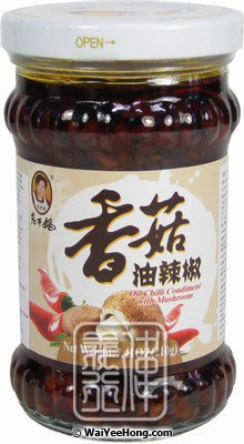 Lao Gan Ma Oil Chilli Condiment With Mushroom