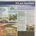 Evening Post Water Sky Advertorial