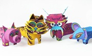 Click here to create your own paper Chinese zodiac animals!