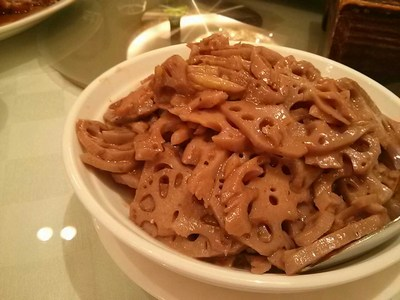 Chinese Lotus Roots