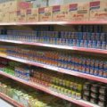Aisle in Wai Yee Hong Chinese Supermarket