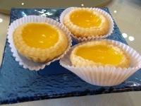 Dan Taat - Egg Custard Tart