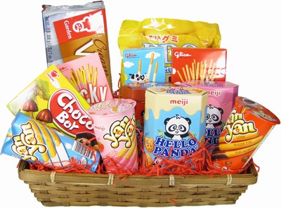 Gifts - Snack Hamper