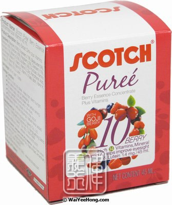 Scotch Puree Berry Essence Plus Vitamins