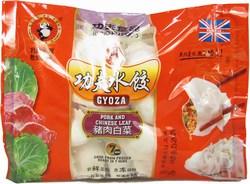 Kung Fu Dumplings Pork & Chinese Leaf