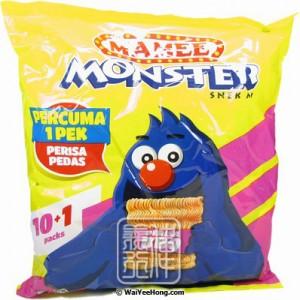 Mamee Monster Snek Mi Noodle Snack (BBQ)