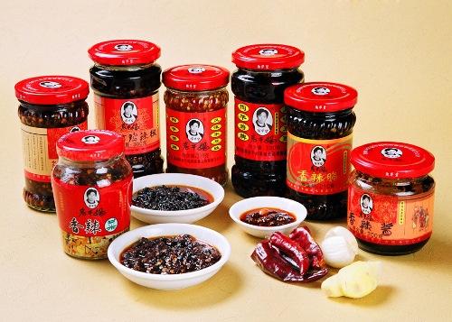 Lao Gan Ma Chilli Sauces
