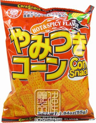 Yamitsuki Corn Snacks