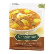 Kanokwan Massaman Curry Paste