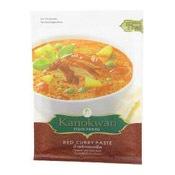 Kanokwan Thai Red Curry Paste