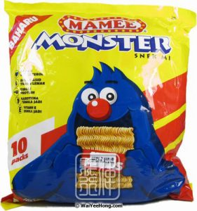 Mamee Monster Noodles Snek Mi (Spicy)
